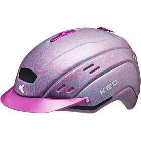 KED Cocon Cykelhjälm Dam pink